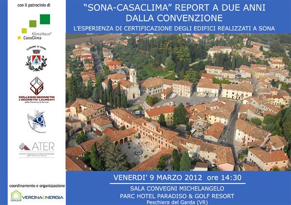 Verona energia risparmio energetico casa clima - Casaclima bologna ...